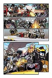 Transformers: Drift #4 (of 4)