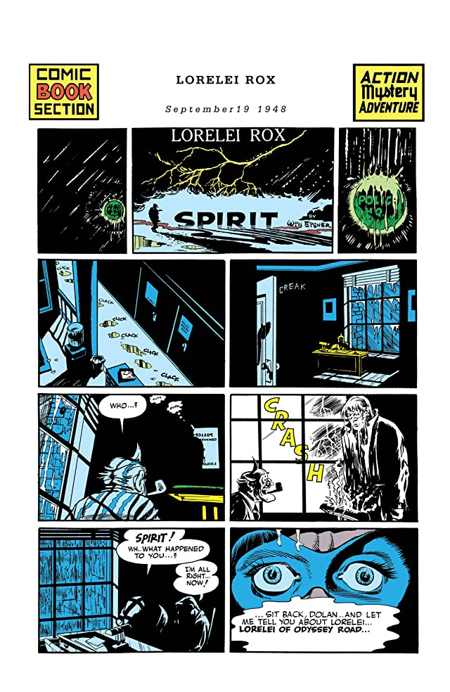 The Spirit #434: Lorelei Rox