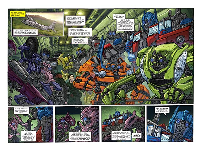 click for super-sized previews of Transformers: Rising Storm #3