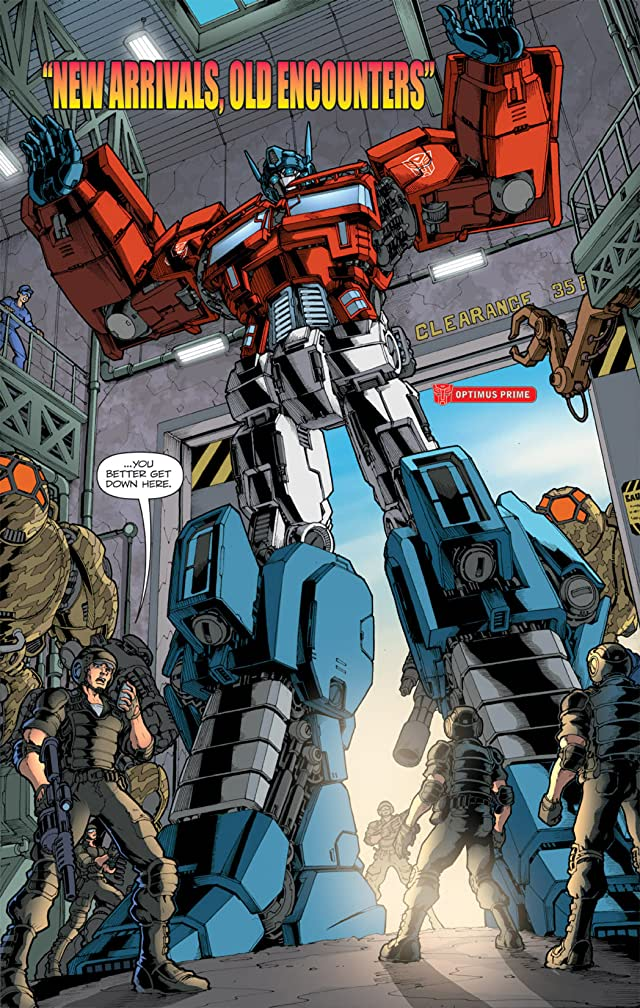 Transformers (2010-2011) #2