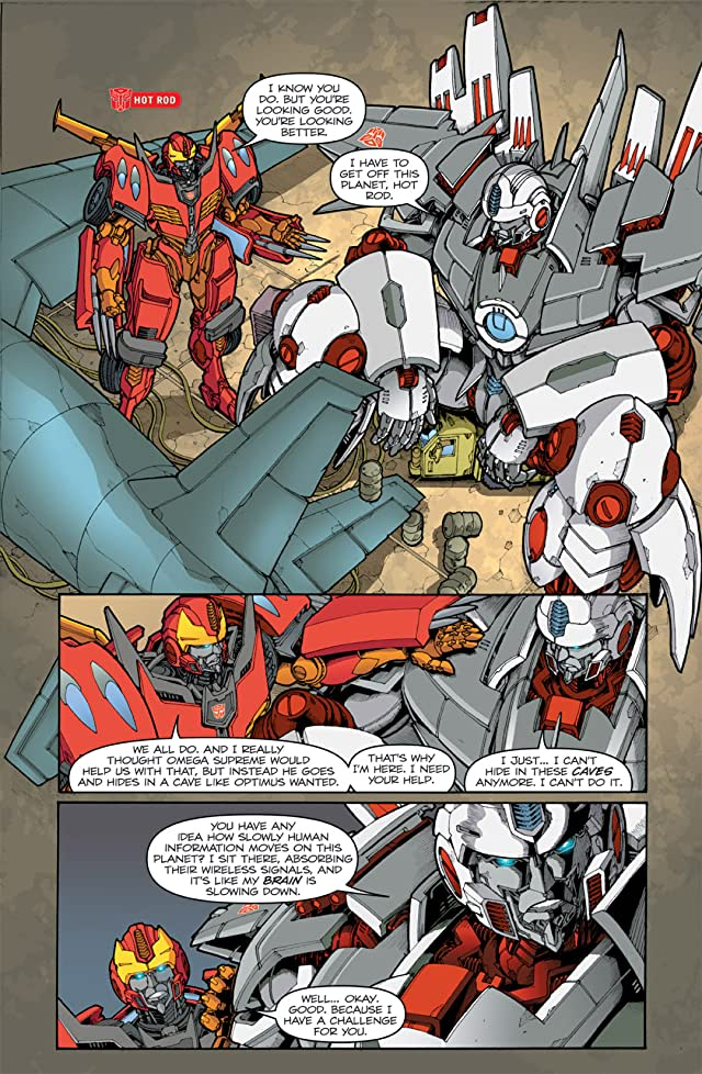 Transformers (2010-2011) #3