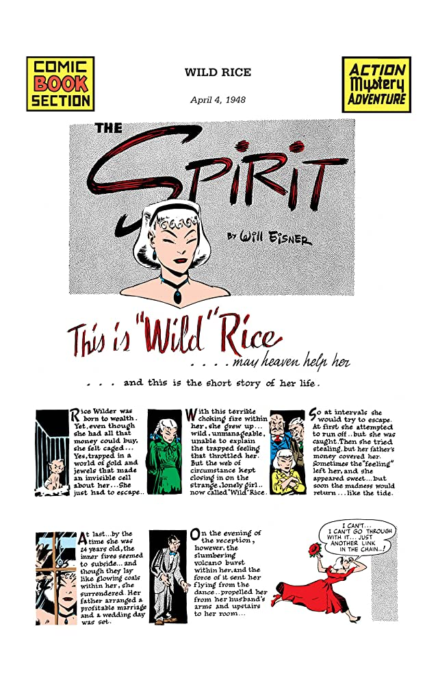 The Spirit #410: Wild Rice