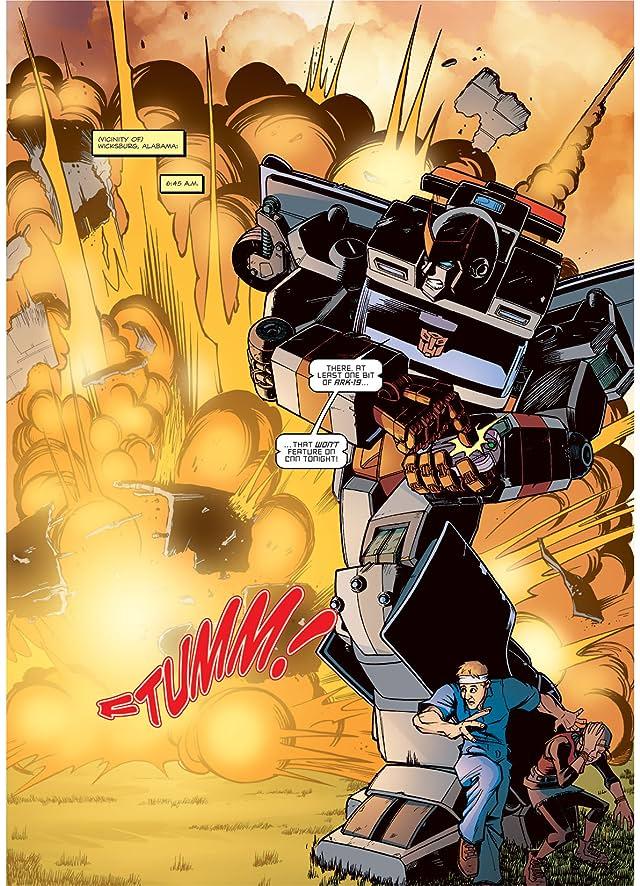 Transformers: Devastation #3