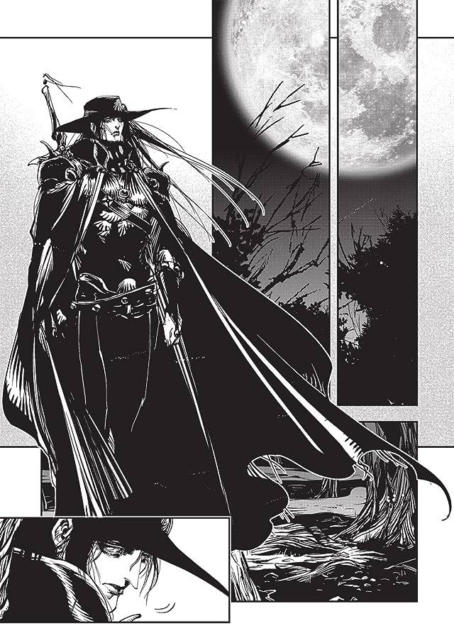 click for super-sized previews of Hideyuki Kikuchi's Vampire Hunter D Vol. 5: Preview