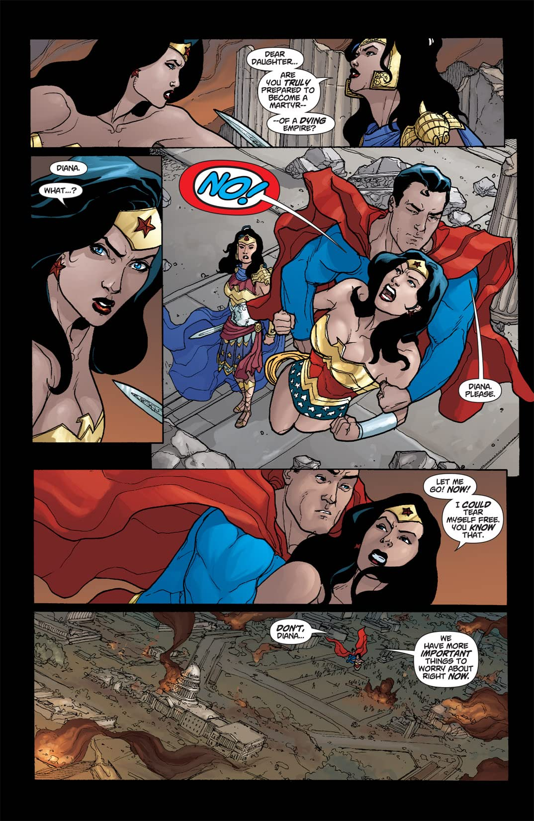 Amazons Attack! #4 (of 6)