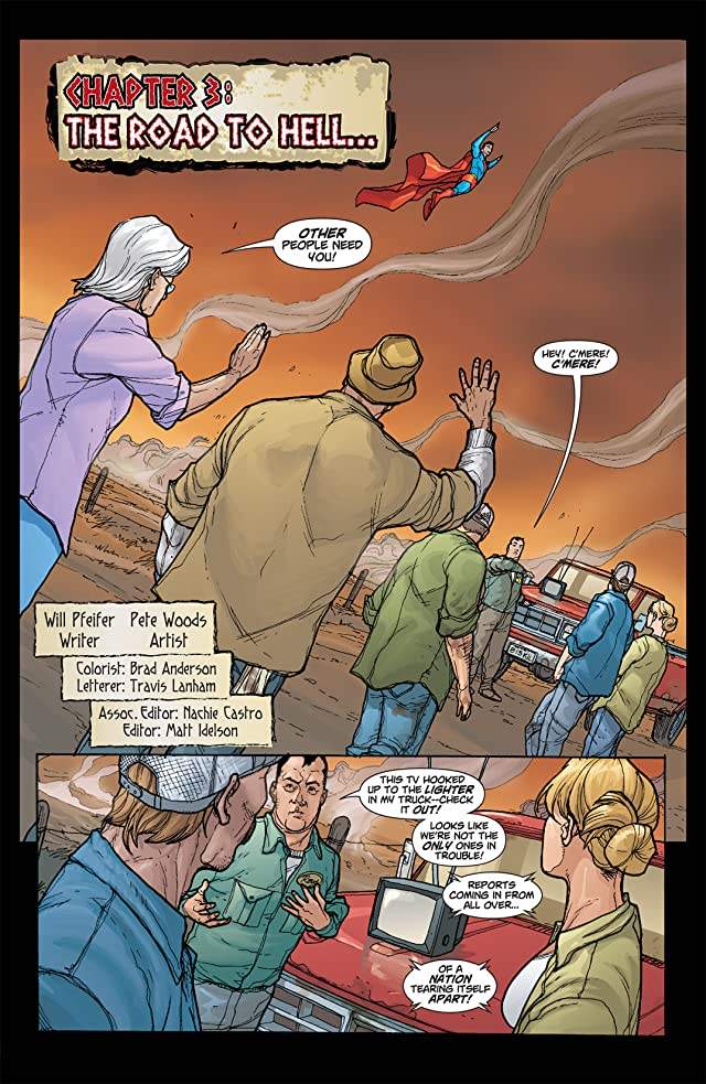 click for super-sized previews of Amazons Attack! #3