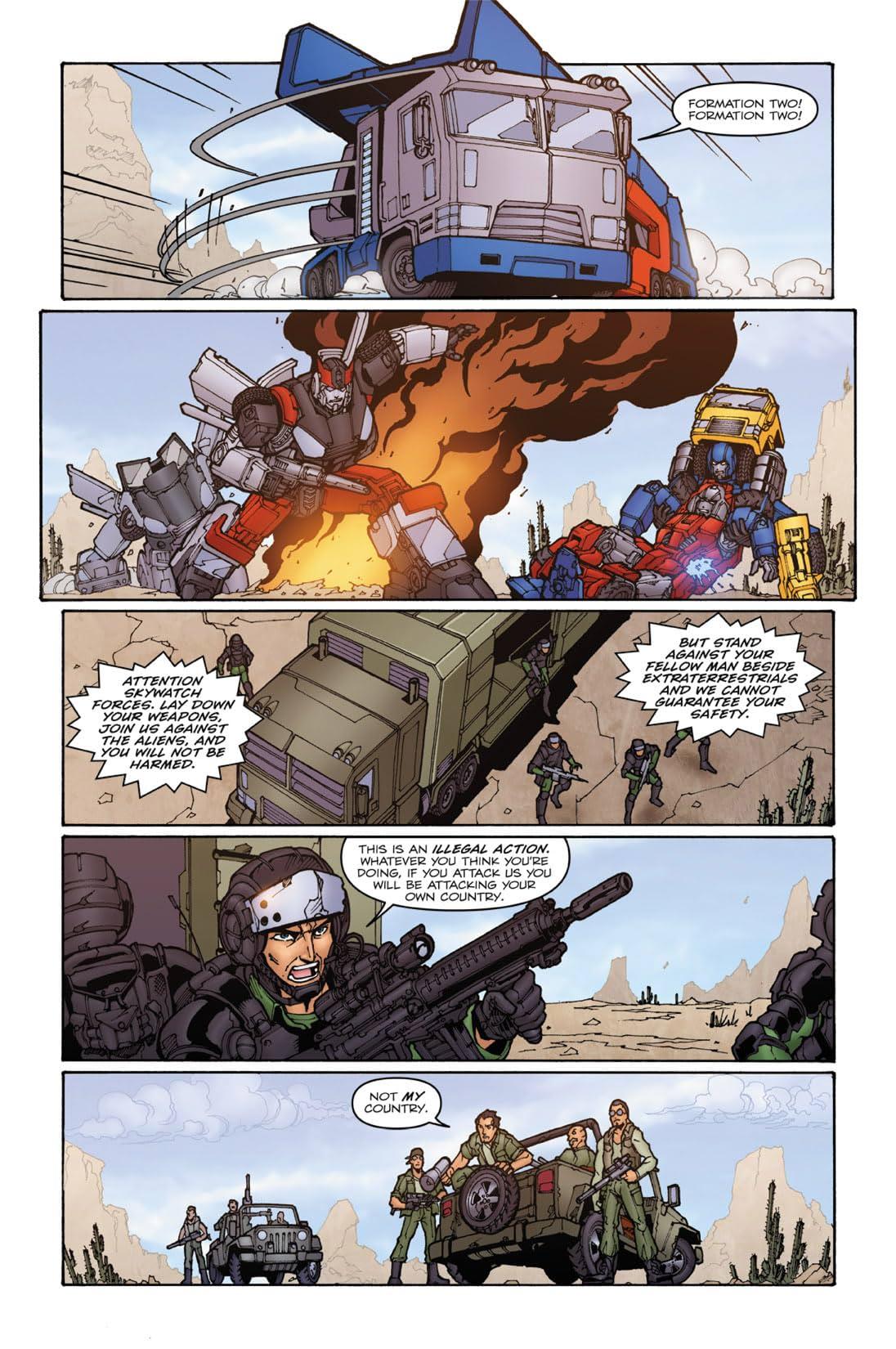 Transformers (2010-2011) #16