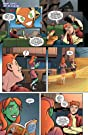 click for super-sized previews of Young Justice (2011-2013) #5