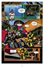 click for super-sized previews of Transformers Animated - The Arrival #4