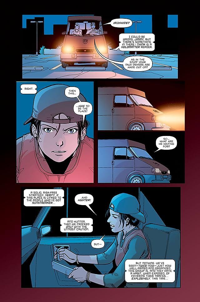 Transformers: Escalation #4