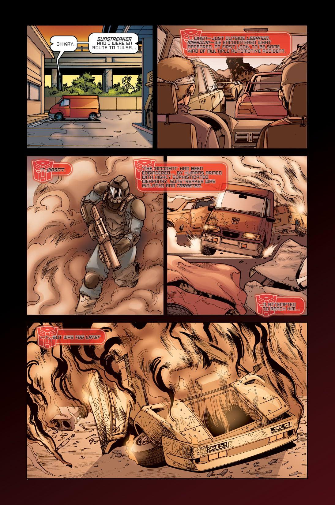 Transformers: Escalation #2
