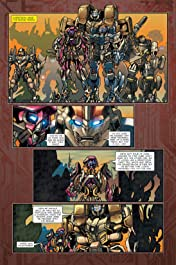 Transformers: Reign of Starscream #5