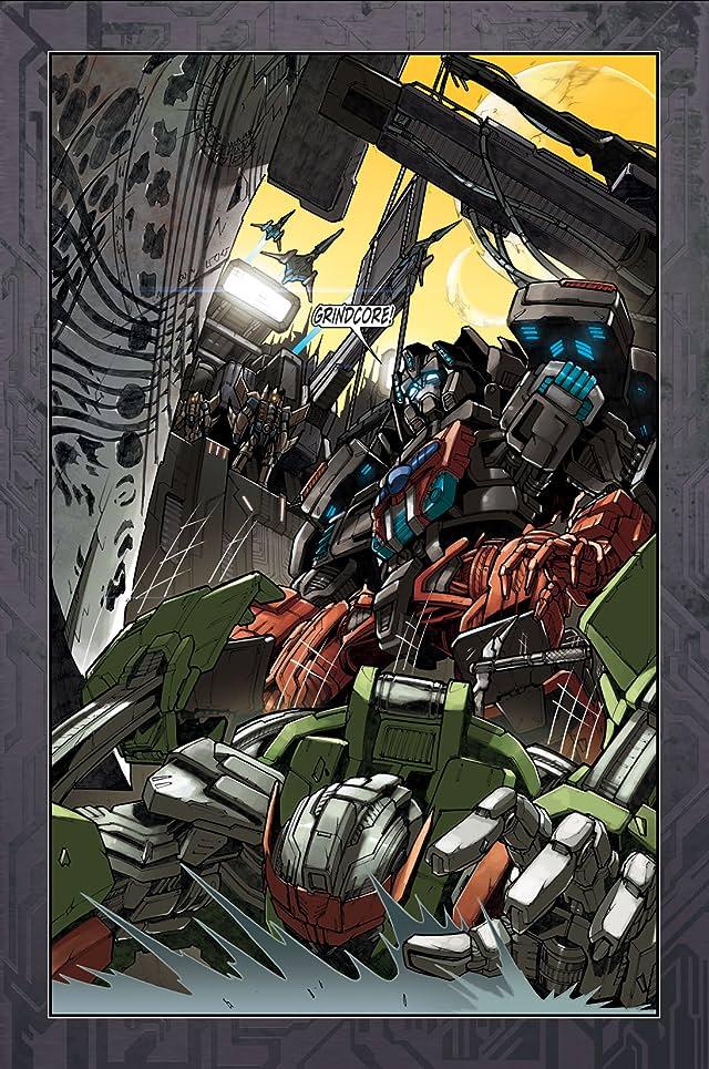 Transformers: Reign of Starscream #4