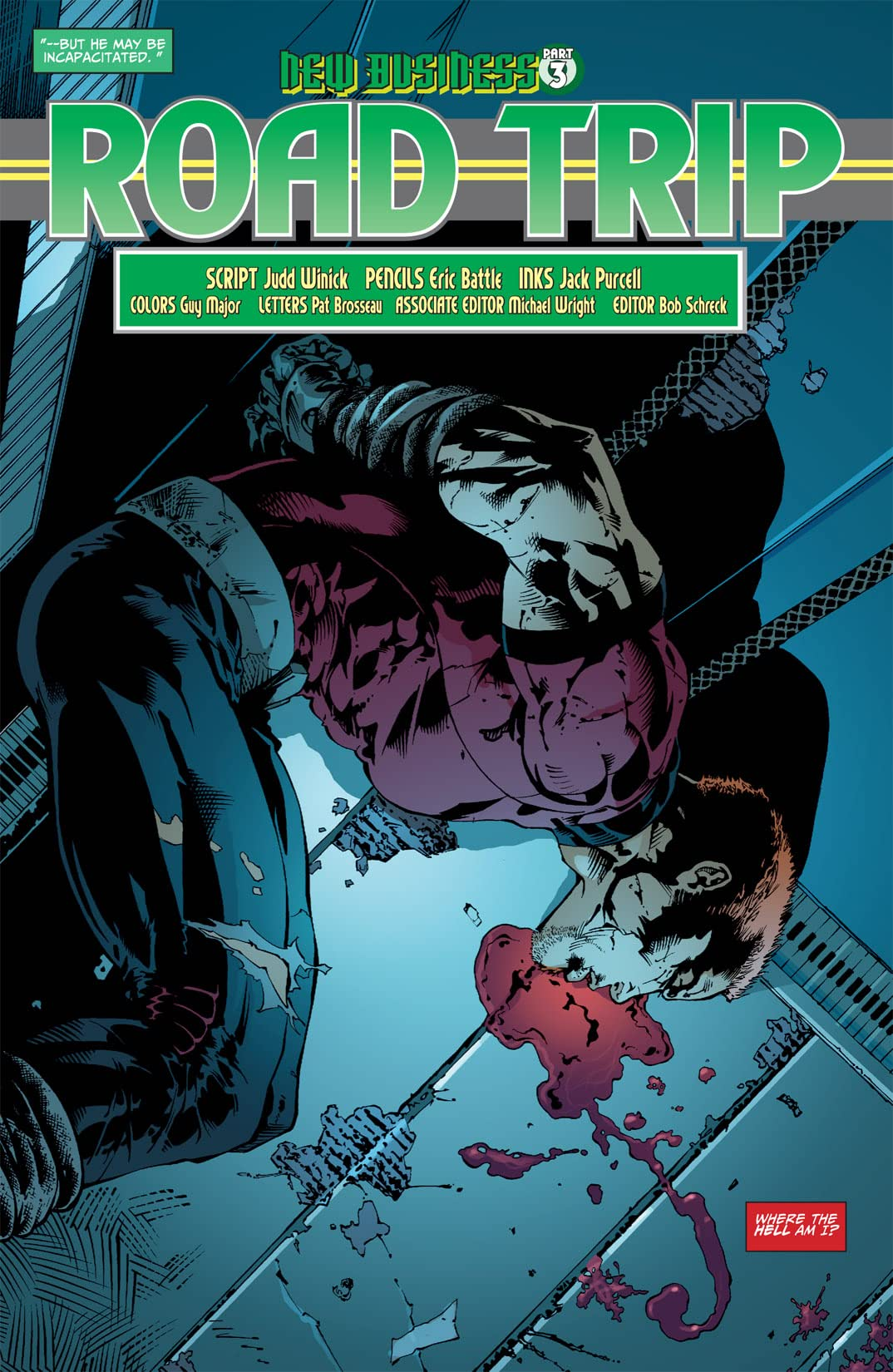 Green Arrow (2001-2007) #49