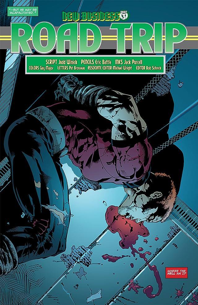 Green Arrow (2001-2007) #49