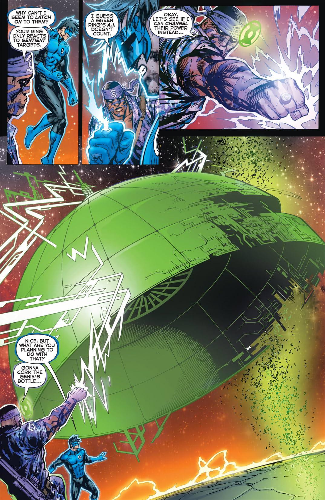 Green Lantern Corps (2006-2011) #60