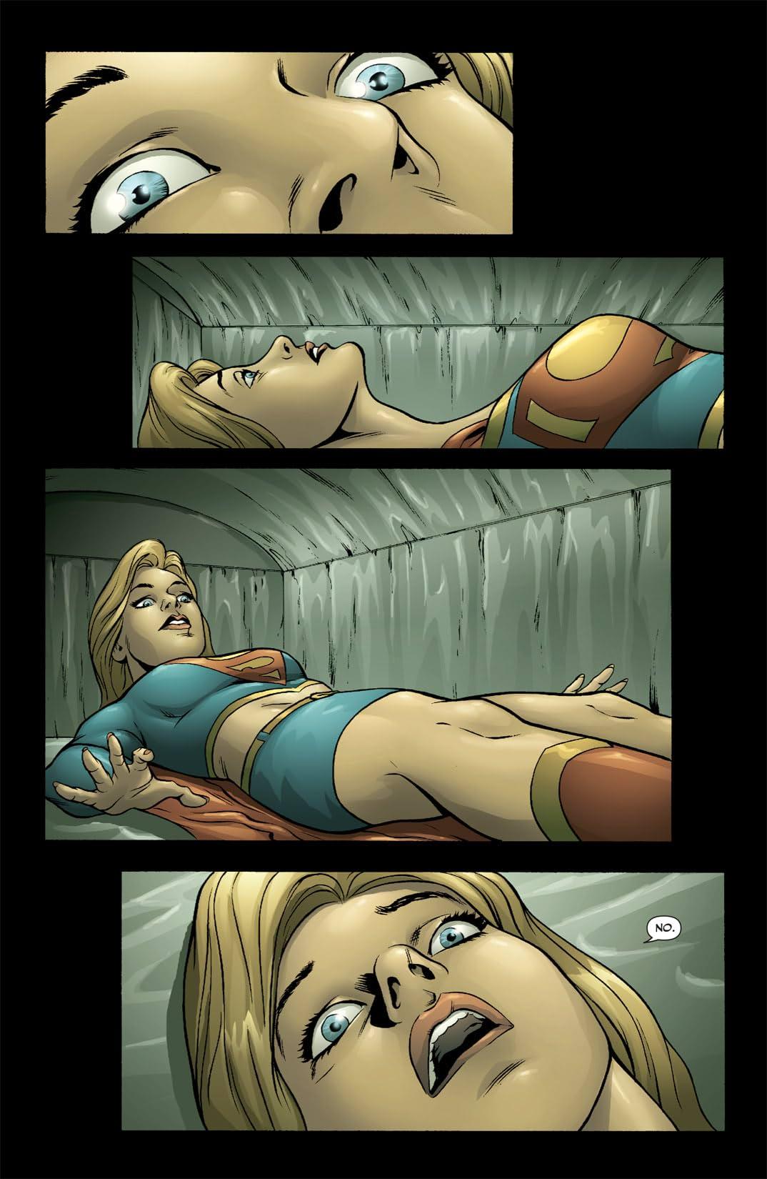 Supergirl (2005-2011) #32