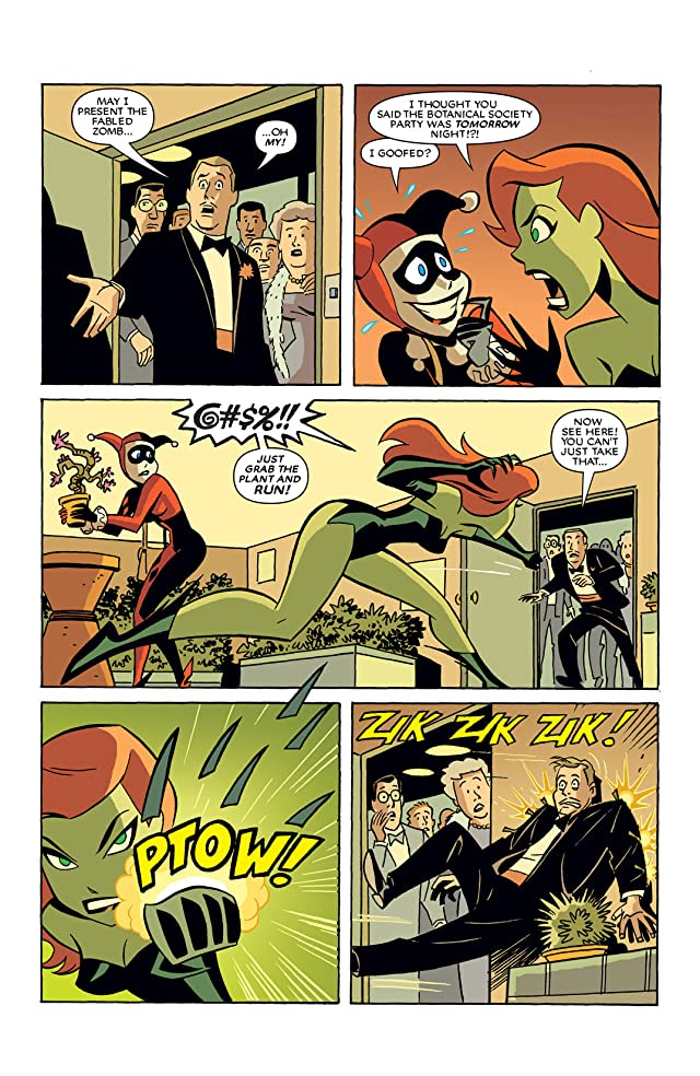 Batman: Harley and Ivy #1