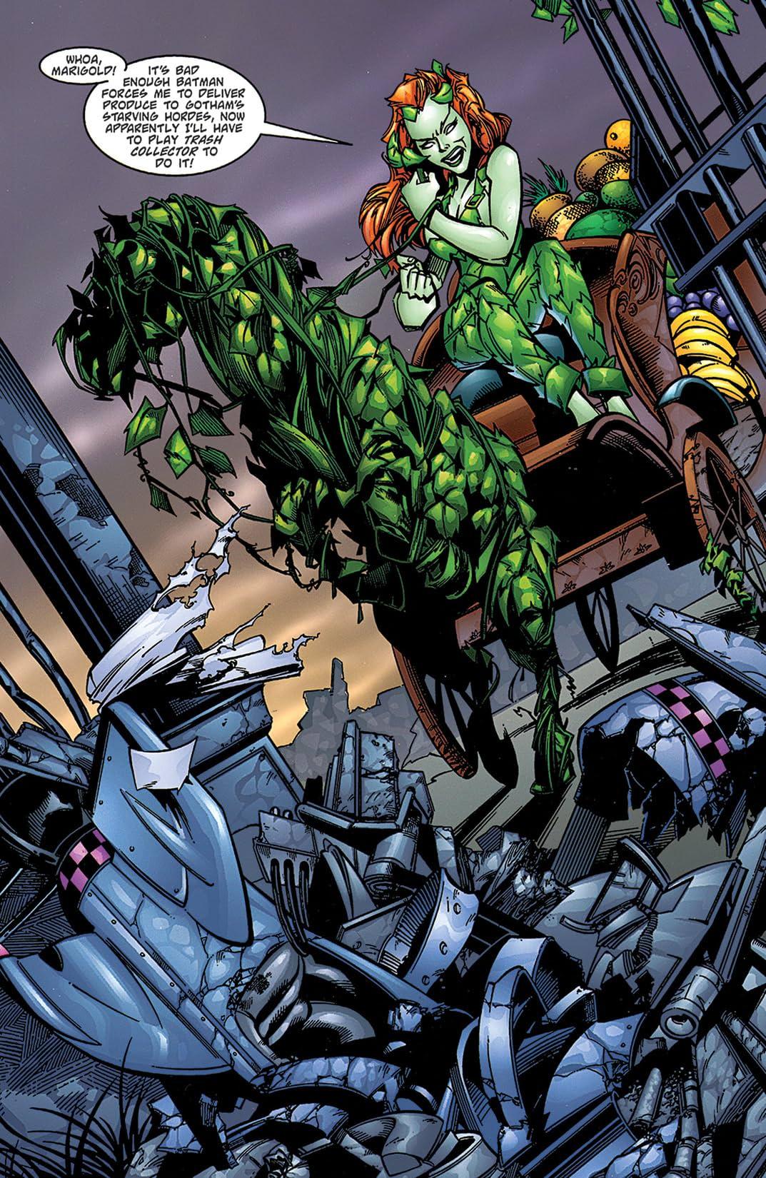 Batman: Harley Quinn #1
