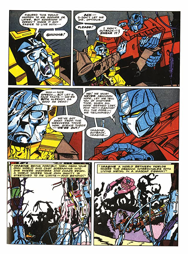 Transformers: Best of UK - Prey #3 (of 5)