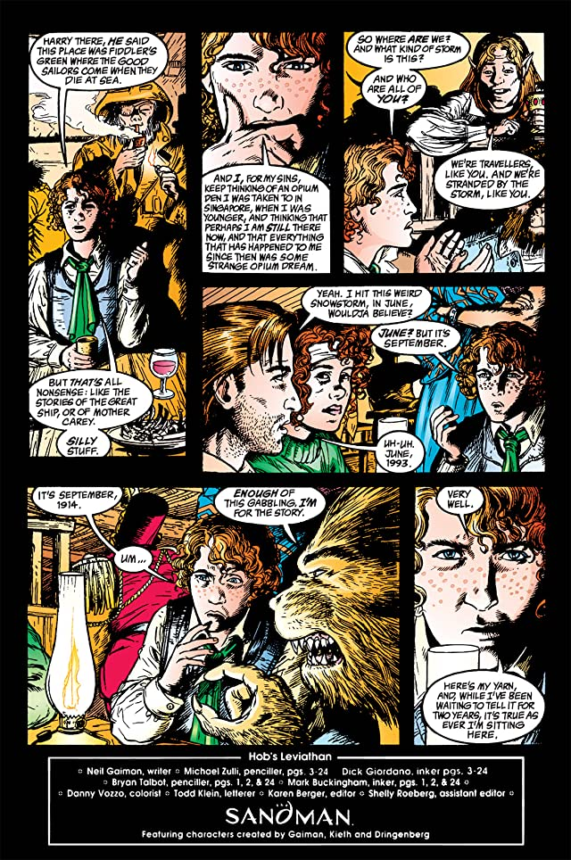 click for super-sized previews of The Sandman #53