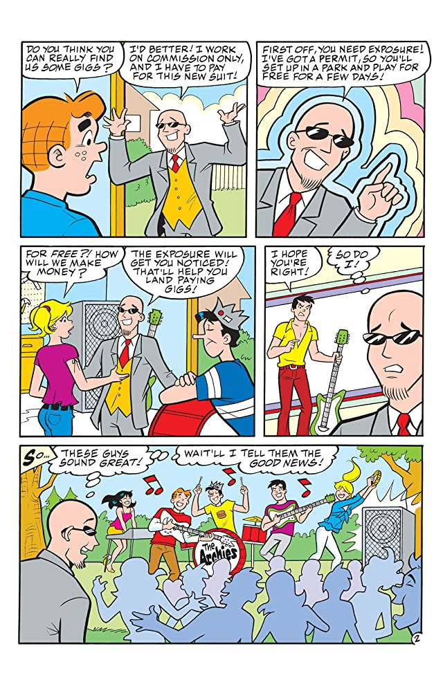 Archie & Friends #100