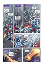 Transformers 3 Movie Prequel - Foundation #3 (of 4)