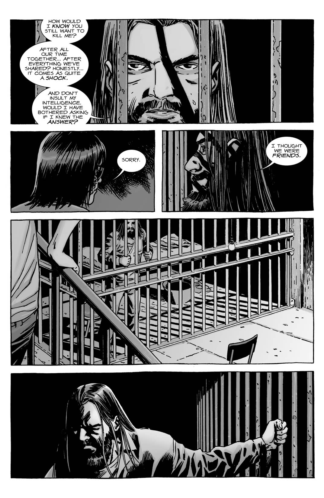 The Walking Dead #128