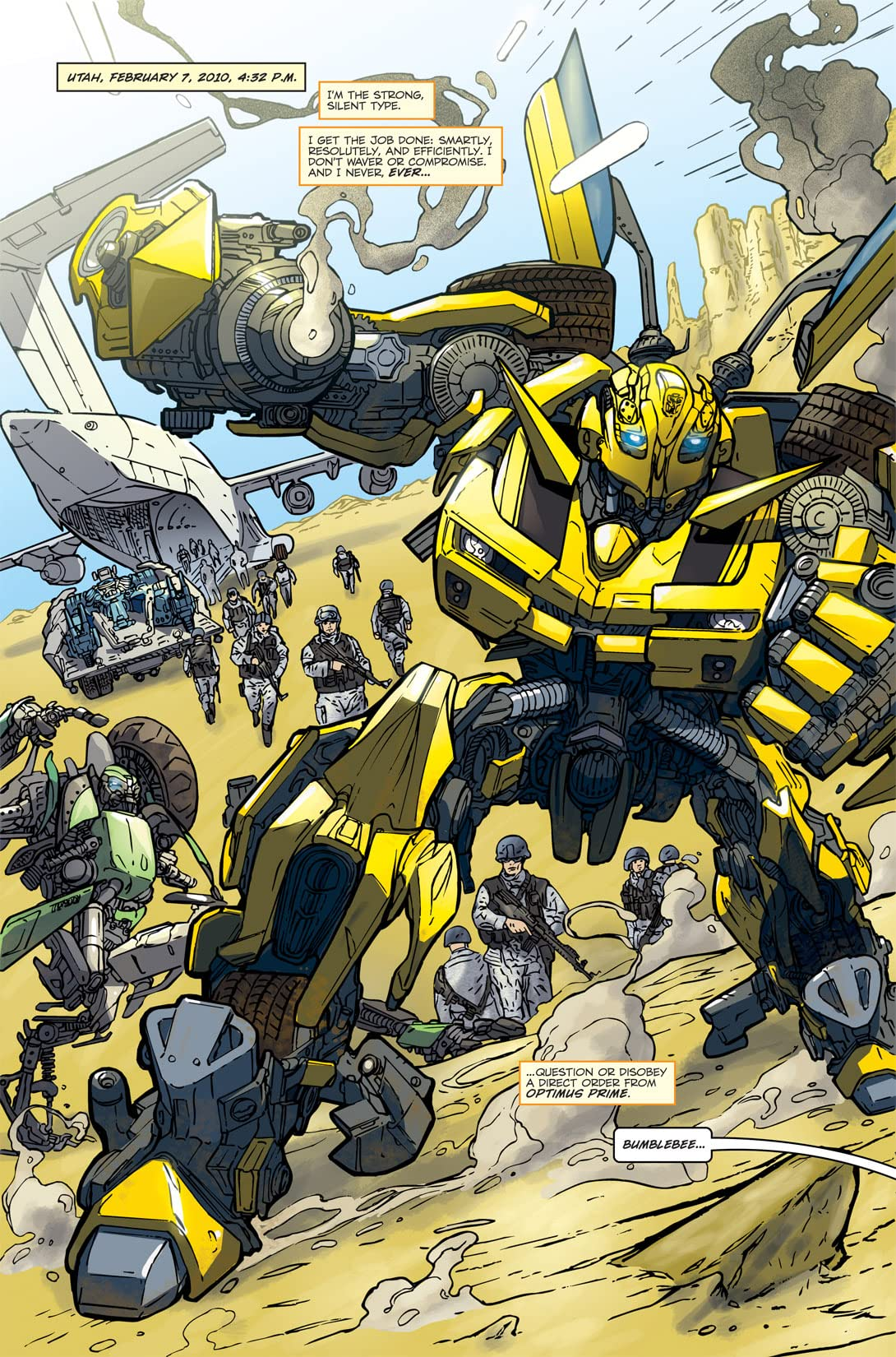 Transformers: Nefarious #3