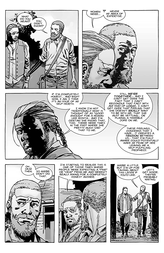 The Walking Dead #128