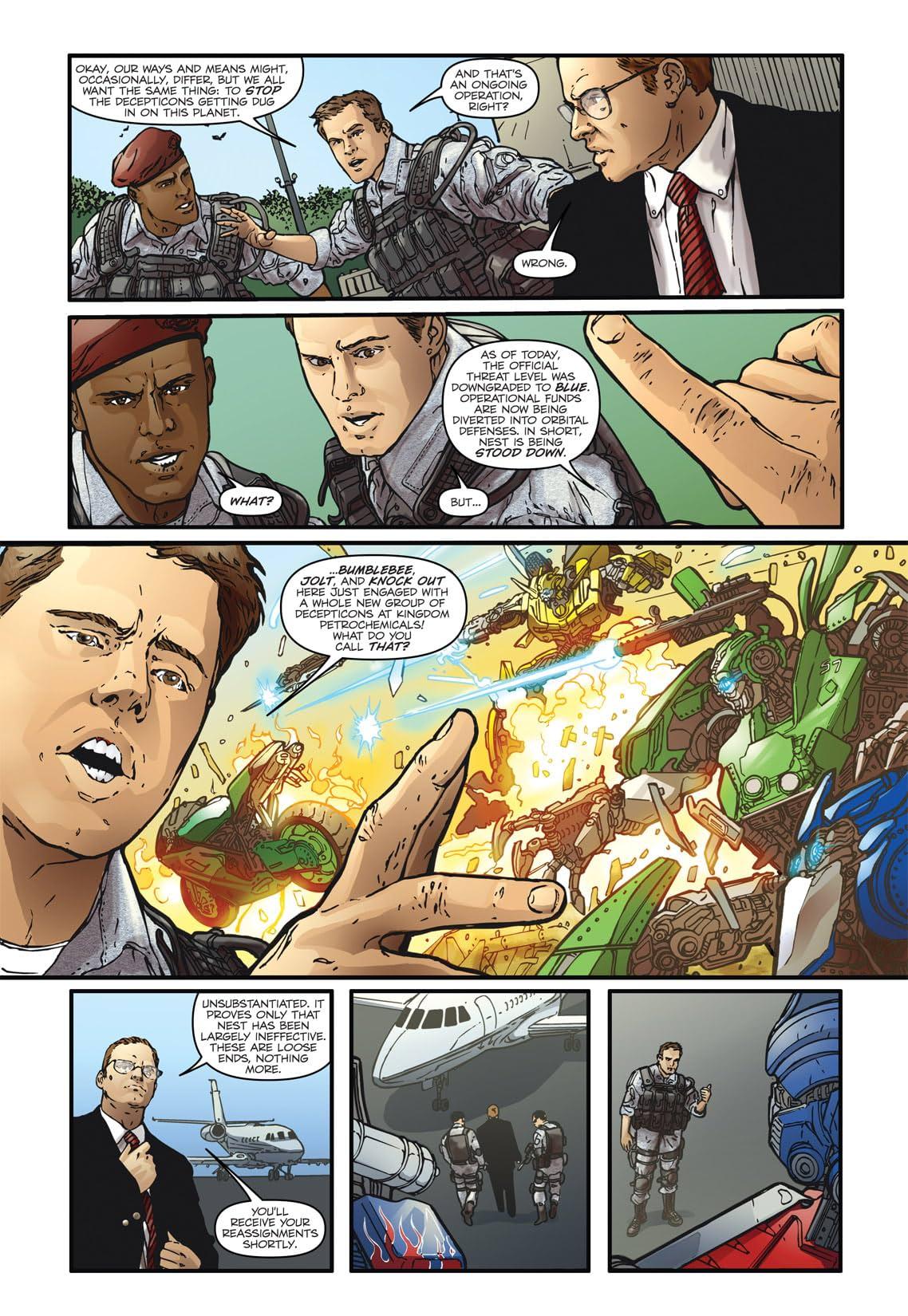 Transformers: Nefarious #2