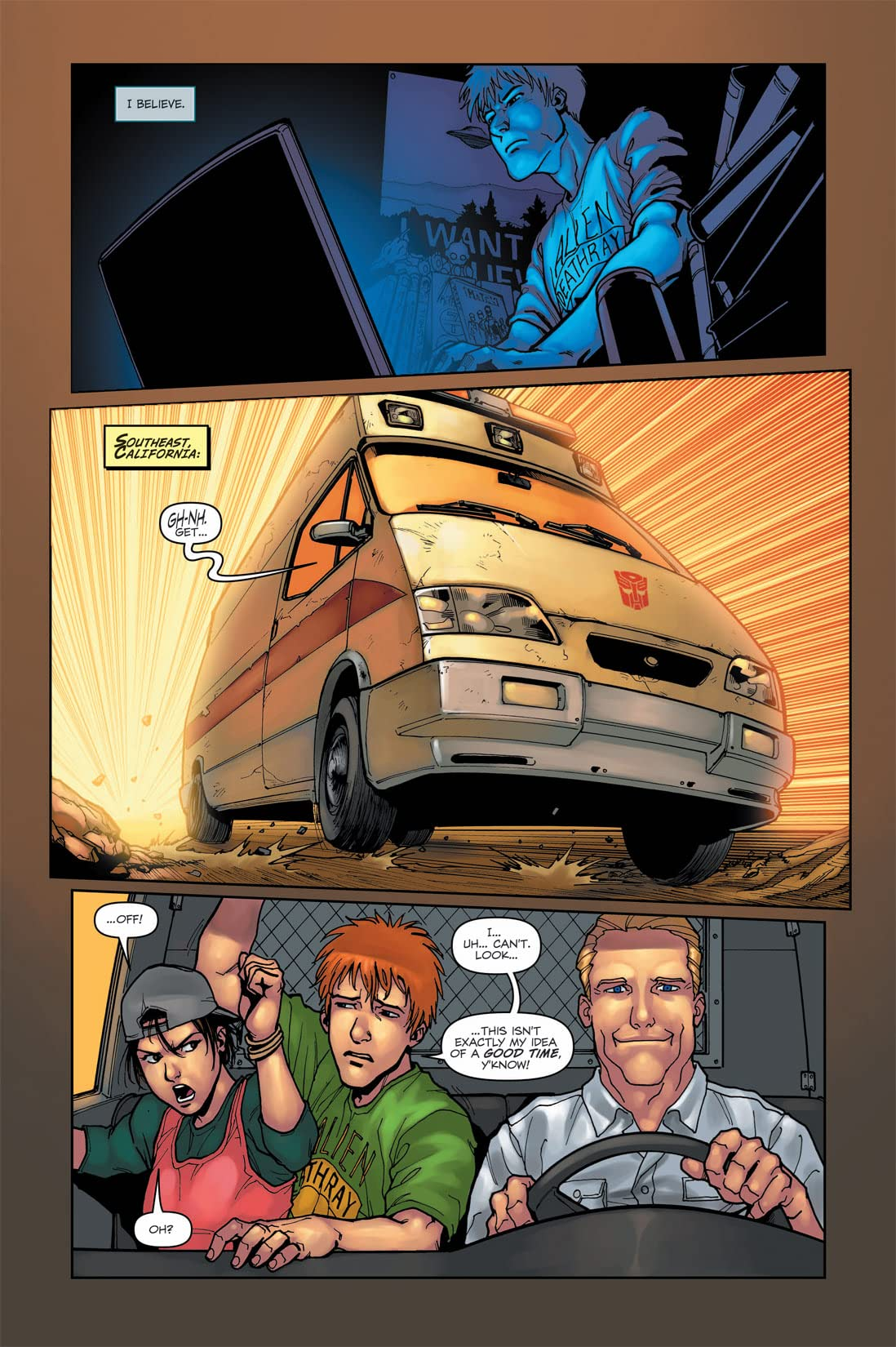 Transformers: Infiltration #1 (of 6)