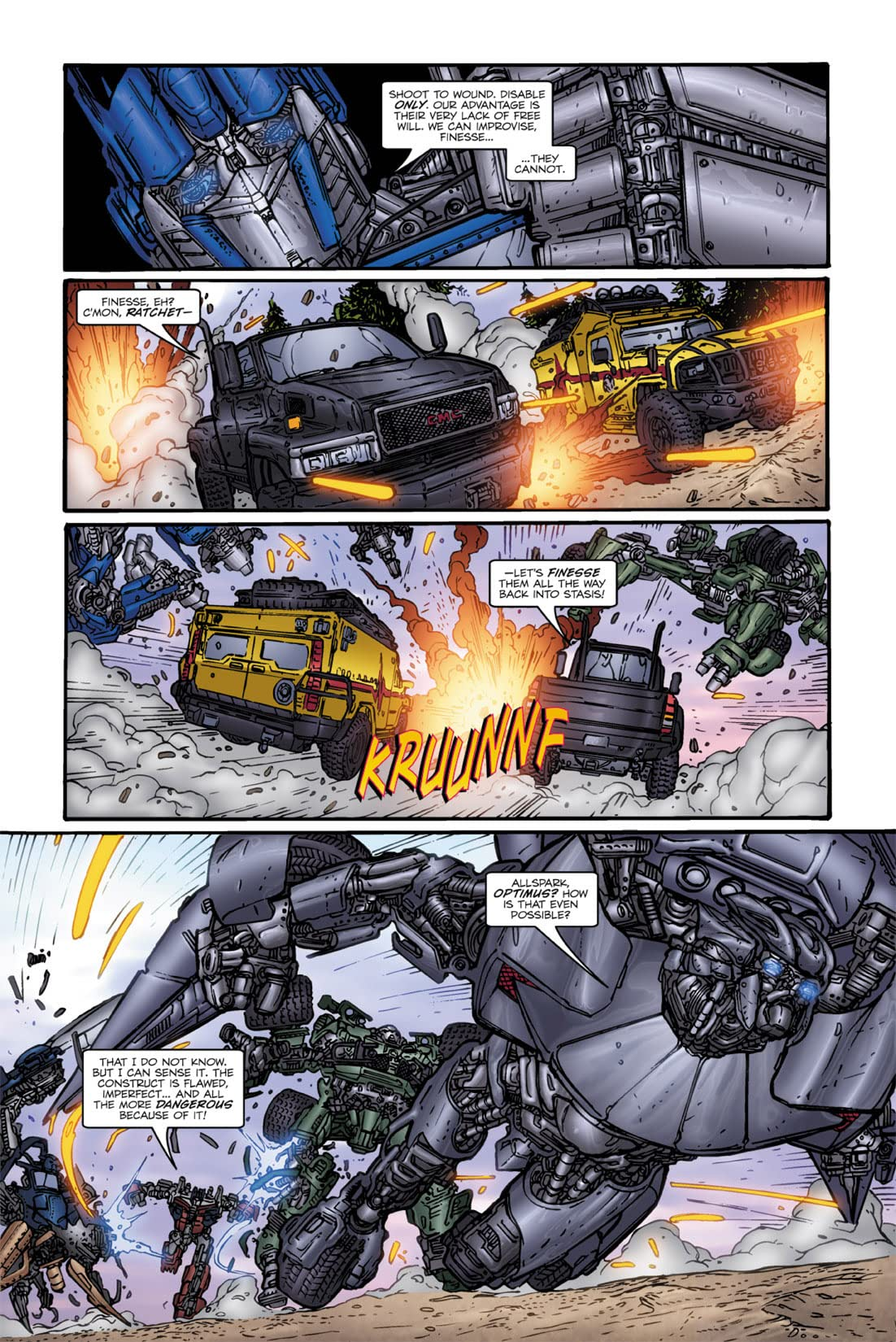 Transformers: Nefarious #6