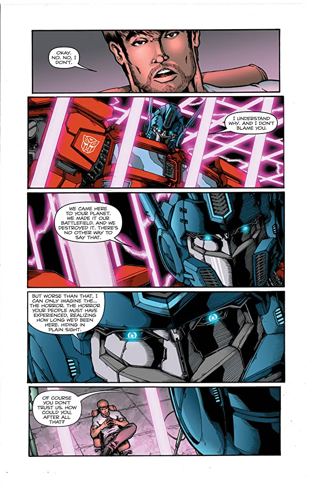 click for super-sized previews of Transformers (2010-2011) #5
