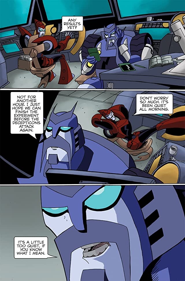 Transformers: 'Bots of Science