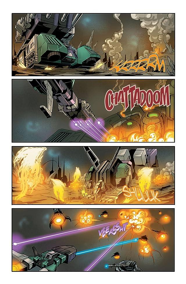 Transformers: Spotlight - Six Shot