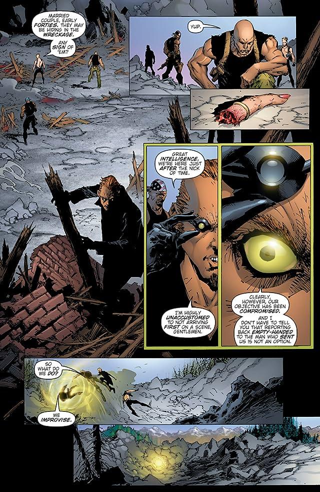 click for super-sized previews of Hunter Killer #2