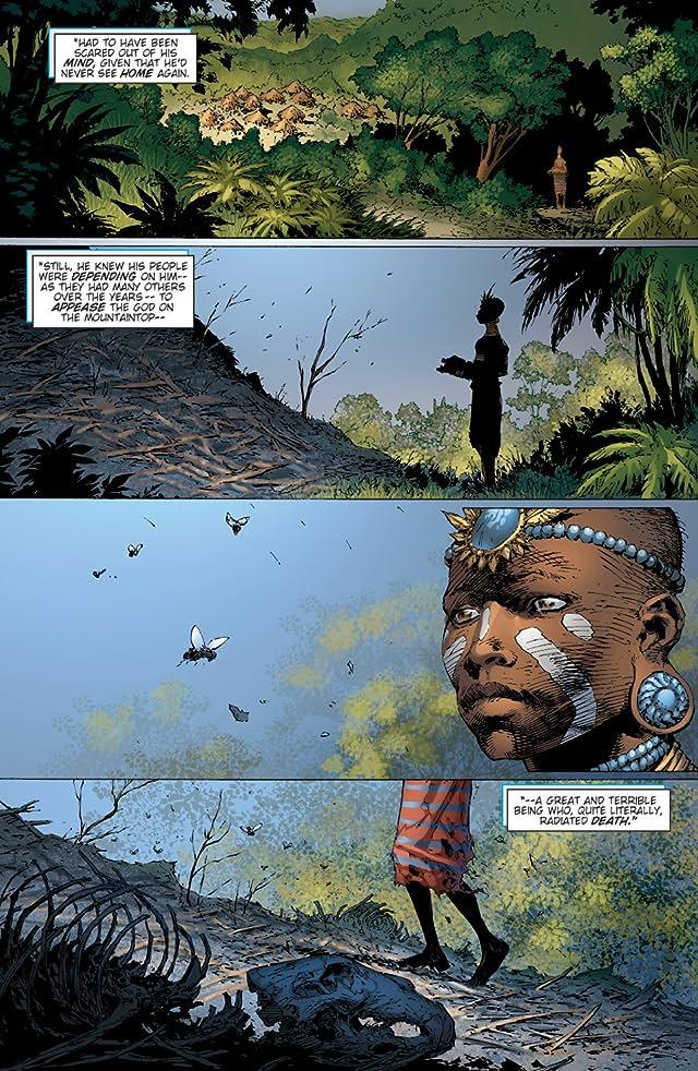 click for super-sized previews of Hunter Killer #4