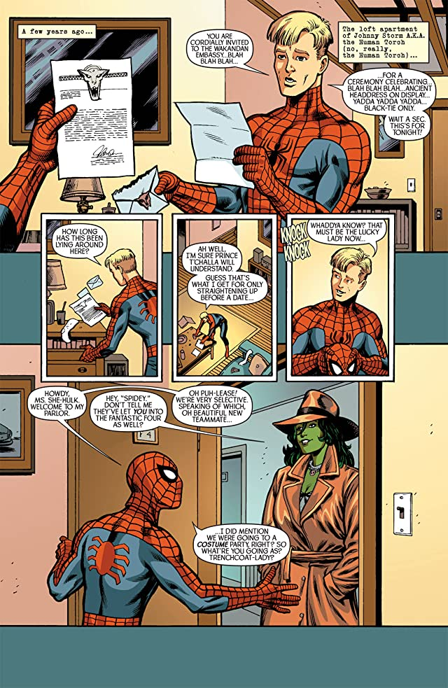 click for super-sized previews of Spider-Man/Human Torch #4