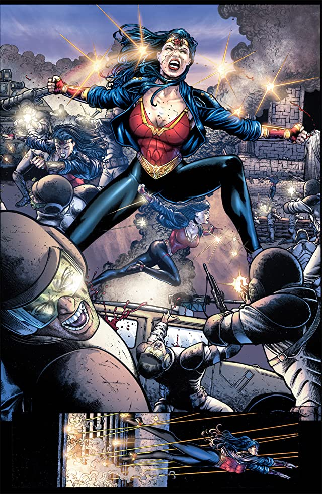 click for super-sized previews of Wonder Woman (2006-2011) #602