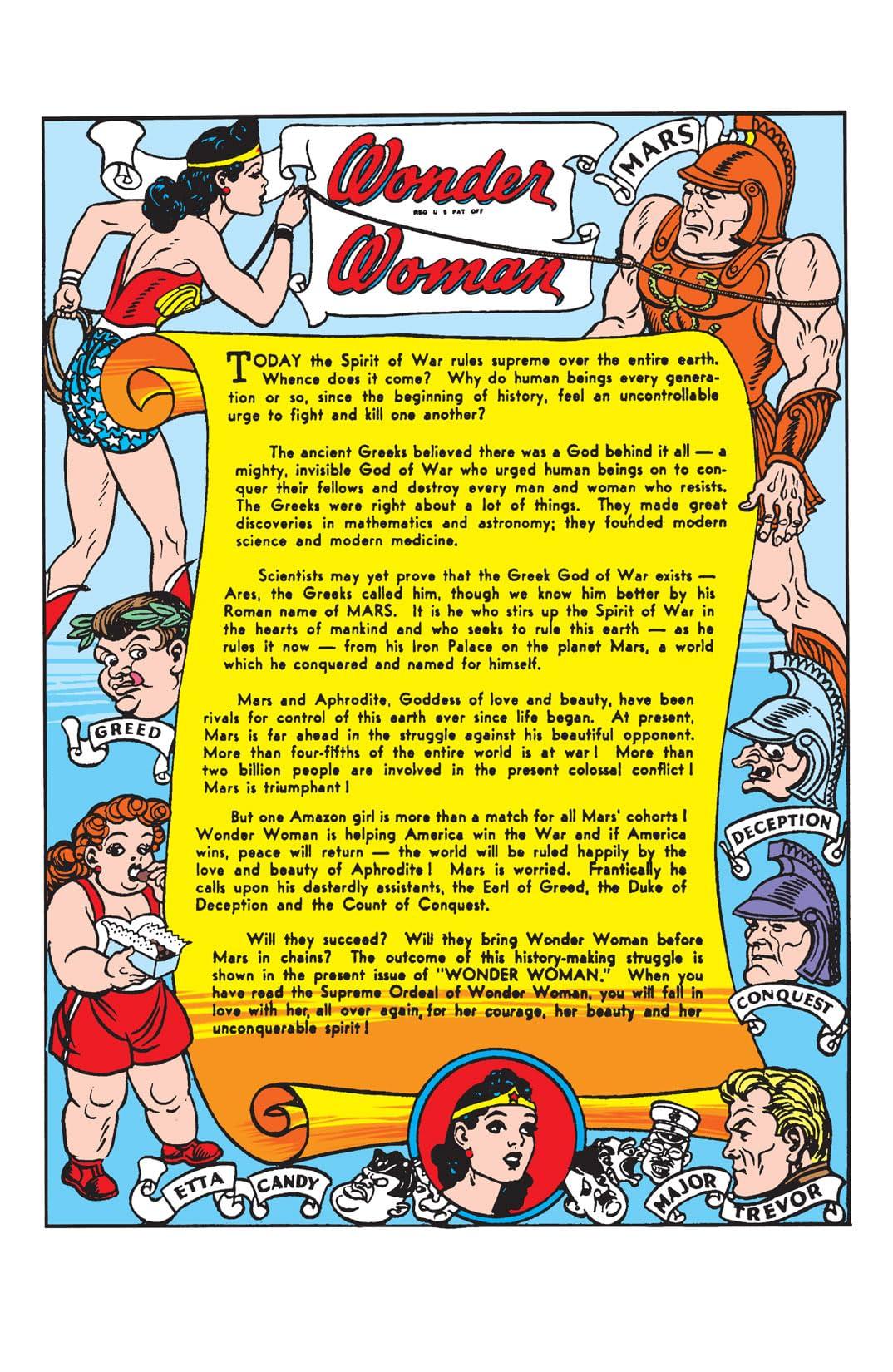 Wonder Woman (1942-1986) #2