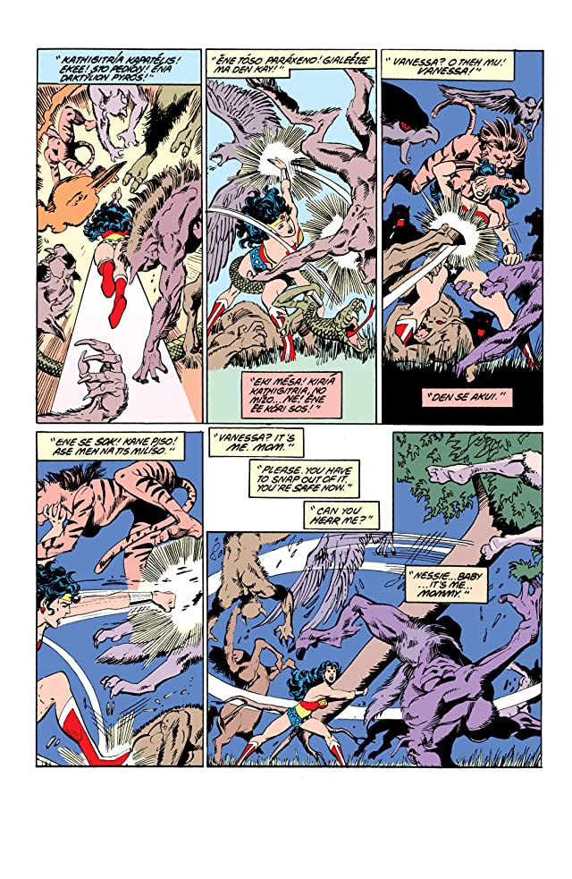 click for super-sized previews of Wonder Woman (1987-2006) #19