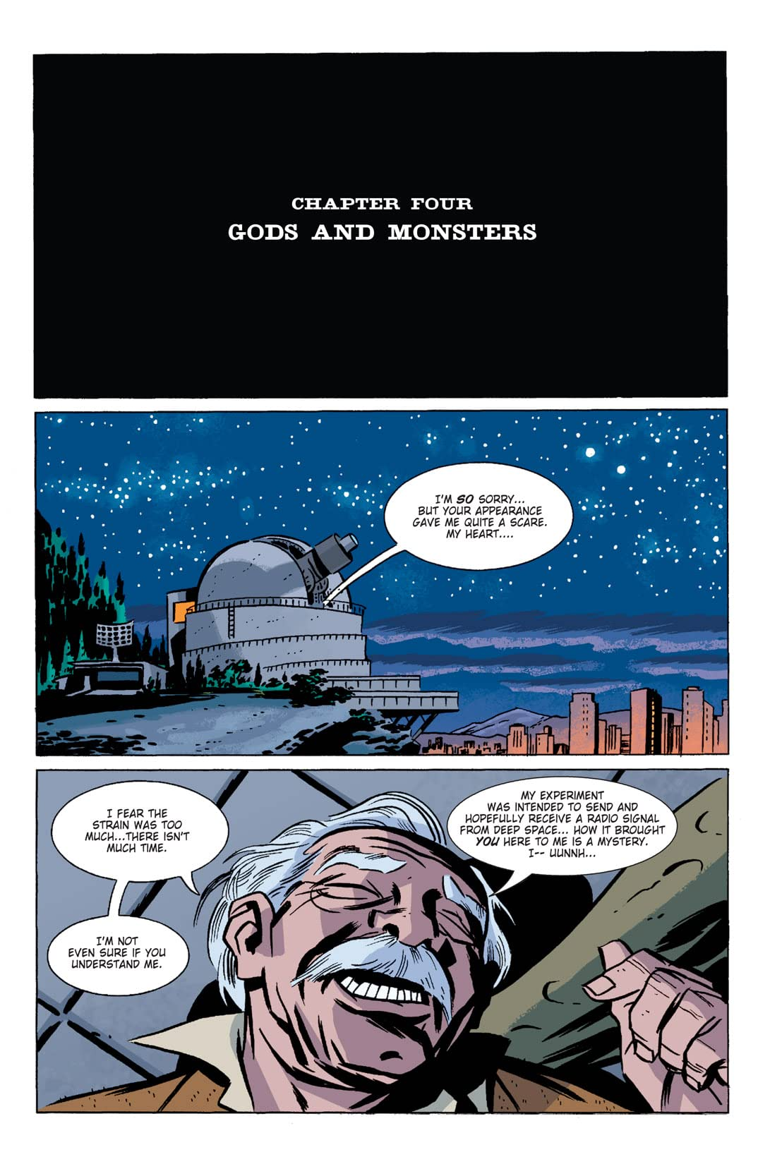 DC: The New Frontier #2 (of 6)