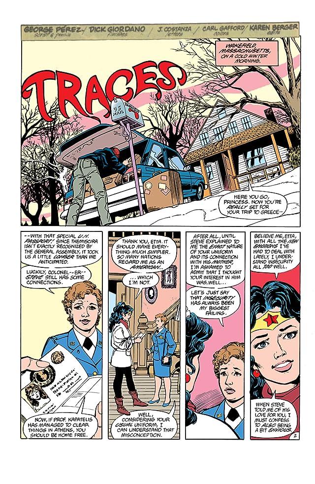 Wonder Woman (1987-2006) #17