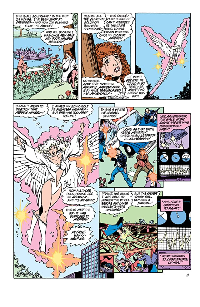 click for super-sized previews of Wonder Woman (1987-2006) #16