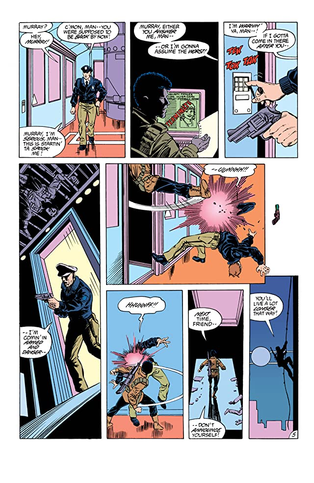 click for super-sized previews of Wonder Woman (1987-2006) #15