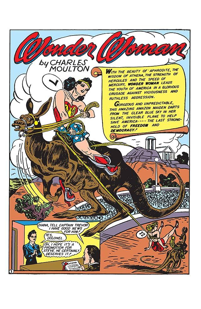 Sensation Comics #6-7