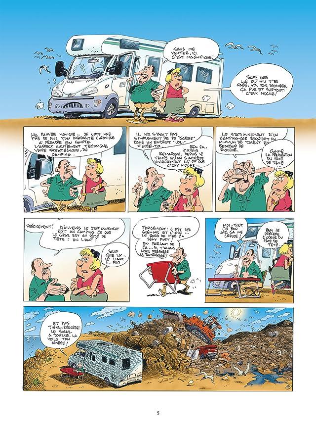 Camping-car globe trotteur Vol. 1