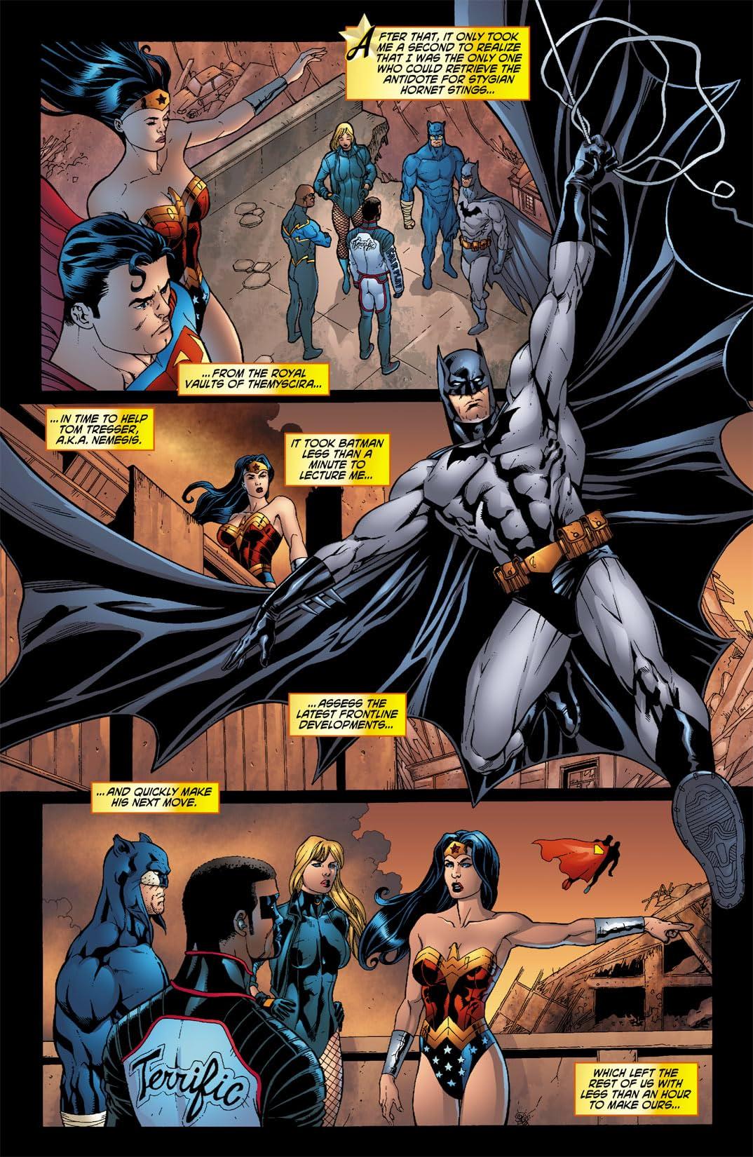 Wonder Woman (2006-2011) #11