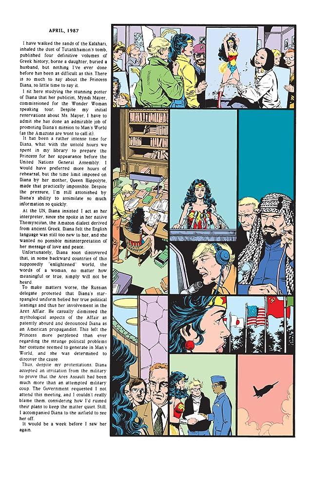 Wonder Woman (1987-2006) #8